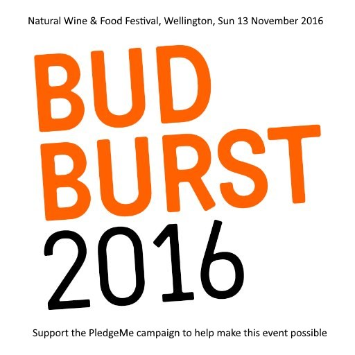 Click here to support Budburst; a Natural Wine and Food Festival - Let's get this off the ground~