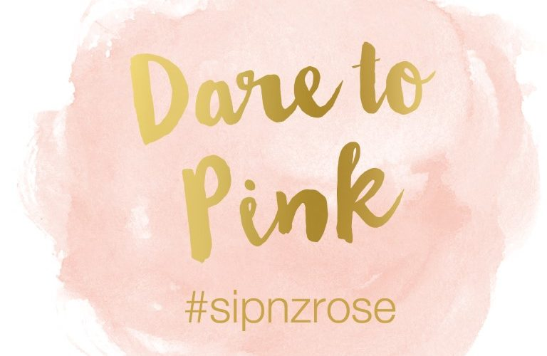 Dare to Pink sipnzrose Logo (Medium)